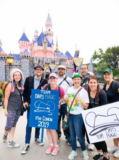 CHOC Walk in the Park at Disneyland 2019-32