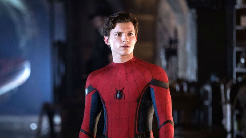 Spider-Man - Tom Holland