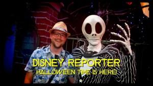 Halloween Time is Here - DISNEY Reporter
