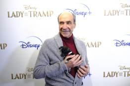 "NEW YORK, NEW YORK - OCTOBER 22: F Murray Abraham attends as Cinema Society hosts a special screening of Disney+'s ""Lady And The Tramp"" at iPic Theater on October 22, 2019 in New York City. (Photo by Dimitrios Kambouris/Getty Images for Disney+)"