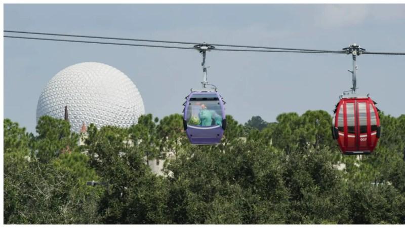 Disney Skyliner - Epcot