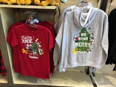 Disneyland Resort Holiday Time Merchandise 2019-25