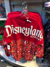 Disneyland Resort Holiday Time Merchandise 2019-3