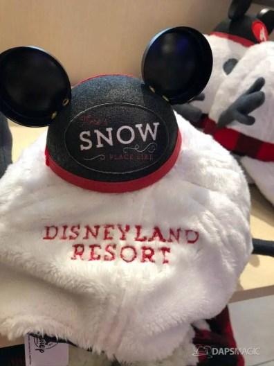 Disneyland Resort Holiday Time Merchandise 2019-31