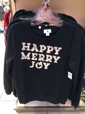 Disneyland Resort Holiday Time Merchandise 2019-37