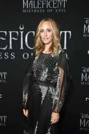 "HOLLYWOOD, CALIFORNIA - SEPTEMBER 30: Kim Raver attends the World Premiere of Disney's ""Maleficent: Mistress of Evil"" at the El Capitan Theatre on September 30, 2019 in Hollywood, California. (Photo by Alberto E. Rodriguez/Getty Images for Disney)"