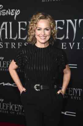 """HOLLYWOOD, CALIFORNIA - SEPTEMBER 30: Melora Hardin attends the World Premiere of Disney's """"Maleficent: Mistress of Evil"""" at the El Capitan Theatre on September 30, 2019 in Hollywood, California. (Photo by Alberto E. Rodriguez/Getty Images for Disney)"""
