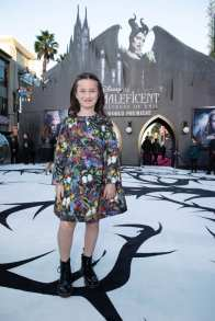 "Spencer Moss attends the World Premiere of Disney's ""Maleficent: Mistress of Evil"" at the El Capitan Theatre in Hollywood, CA on September 30, 2019 .(photo: Alex J. Berliner/ABImages)"