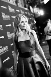 """HOLLYWOOD, CALIFORNIA - SEPTEMBER 30: Actor Michelle Pfeiffer attends the World Premiere of Disney's """"Maleficent: Mistress of Evil"""" at the El Capitan Theatre on September 30, 2019 in Hollywood, California. (Photo by Charley Gallay/Getty Images for Disney)"""