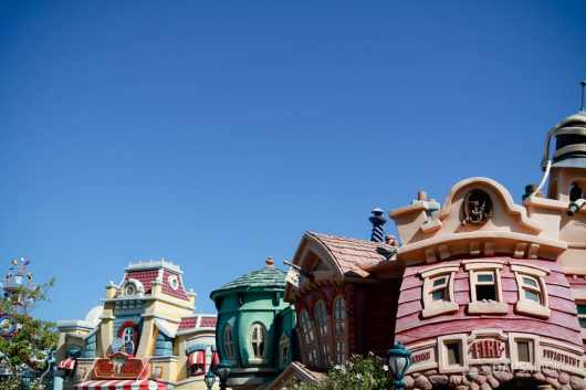 Mickeys Toontown Without Hills at Disneyland-12