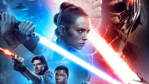 Star Wars: The Rise of Skywalker Poster Featured Image