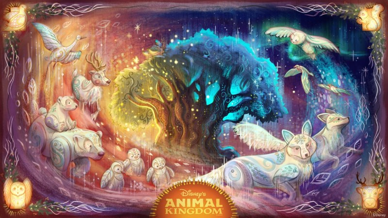 Disney's Animal Kingdom - Holidays