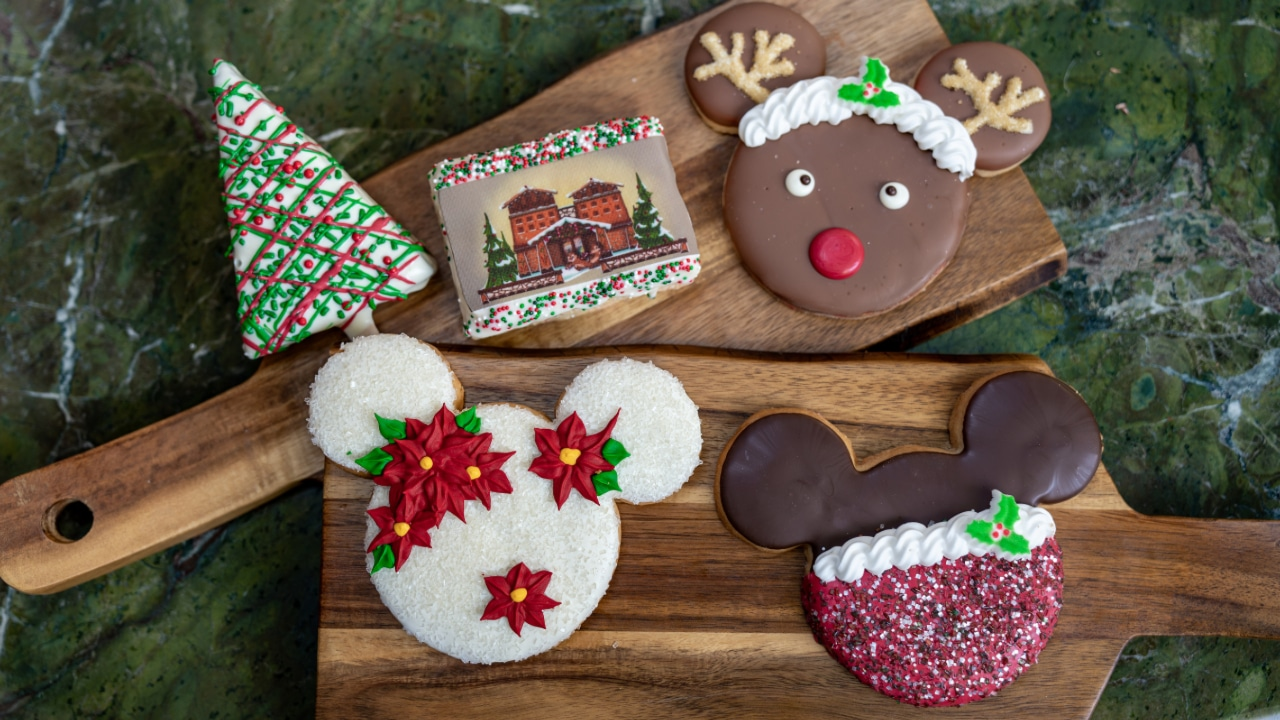 Disney's Grand Californian Hotel & Spa Cookies