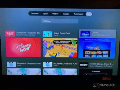 Disney+ Live on Apple TV-1