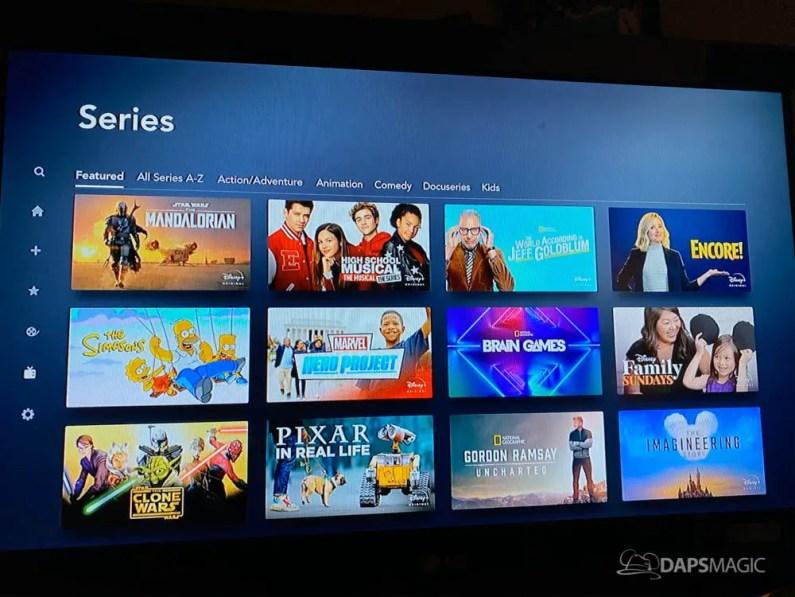 Disney+ Live on Apple TV-9