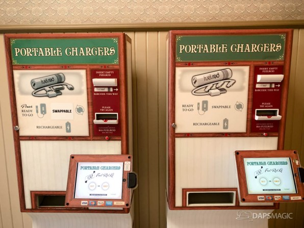FuelRods Swapping to Remain Free at Disney Parks
