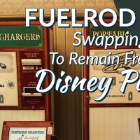 FuelRod Swapping to Remain Free at Disney Parks!