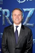 "HOLLYWOOD, CALIFORNIA - NOVEMBER 07: President of Walt Disney Animation Studios Clark Spencer attends the world premiere of Disney's ""Frozen 2"" at Hollywood's Dolby Theatre on Thursday, November 7, 2019 in Hollywood, California. (Photo by Jesse Grant/Getty Images for Disney)"