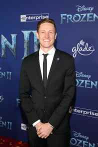 """HOLLYWOOD, CALIFORNIA - NOVEMBER 07: Jeff Gipson attends the world premiere of Disney's """"Frozen 2"""" at Hollywood's Dolby Theatre on Thursday, November 7, 2019 in Hollywood, California. (Photo by Jesse Grant/Getty Images for Disney)"""