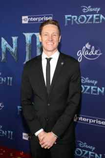 "HOLLYWOOD, CALIFORNIA - NOVEMBER 07: Jeff Gipson attends the world premiere of Disney's ""Frozen 2"" at Hollywood's Dolby Theatre on Thursday, November 7, 2019 in Hollywood, California. (Photo by Jesse Grant/Getty Images for Disney)"