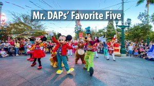 Mr. DAPs' Favorite Five