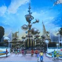 Disneyland Unveils New Tomorrowland Entrance Concept Art!