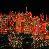 it's a small world Holiday Special Event Offered to Disneyland Annual Passholders