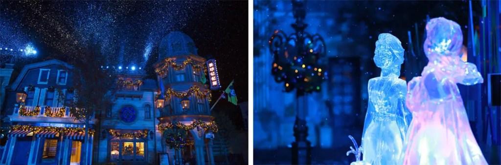 """""""Frozen"""" Wonderland at Shanghai Disney Resort"""