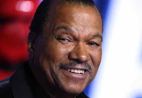 "LONDON, ENGLAND - DECEMBER 18: Billy Dee Williams attends the European premiere of ""Star Wars: The Rise of Skywalker"" at Cineworld Leicester Square on December 18, 2019 in London, England. (Photo by Gareth Cattermole/Getty Images for Disney)"