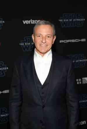 "HOLLYWOOD, CALIFORNIA - DECEMBER 16: The Walt Disney Company Chairman and CEO Bob Iger arrives for the World Premiere of ""Star Wars: The Rise of Skywalker"", the highly anticipated conclusion of the Skywalker saga on December 16, 2019 in Hollywood, California. (Photo by Jesse Grant/Getty Images for Disney)"