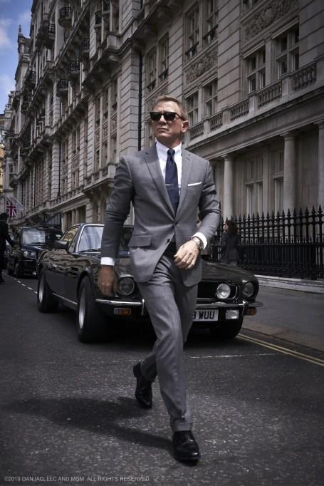 Daniel Craig Bond 25