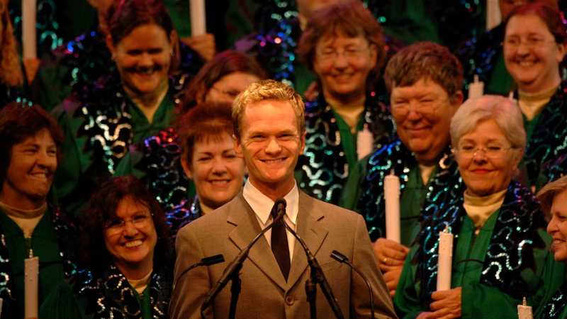 The Candlelight Processional - Neal Patrick Harris