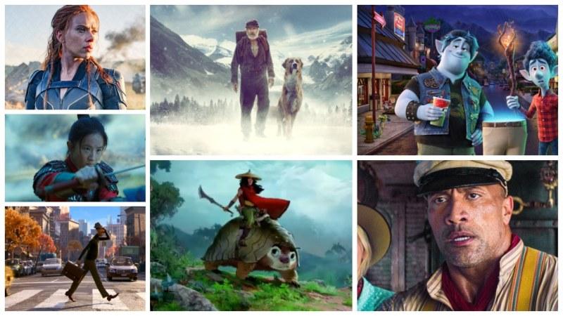 2020 Disney Movies