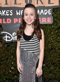 """HOLLYWOOD, CALIFORNIA - JANUARY 30: Actor Ruby Matenko attends the premiere of Disney's """"Timmy Failure: Mistakes Were Made"""" at Hollywood's El Capitan Theater on January 30, 2020. """"Timmy Failure: Mistakes Were Made"""" premieres on February 7, 2020, streaming only on Disney+. (Photo by Alberto E. Rodriguez/Getty Images for Disney)"""