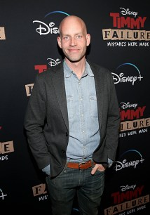 """HOLLYWOOD, CALIFORNIA - JANUARY 30: Bret Iwan attends the premiere of Disney's """"Timmy Failure: Mistakes Were Made"""" at Hollywood's El Capitan Theater on January 30, 2020. """"Timmy Failure: Mistakes Were Made"""" premieres on February 7, 2020, streaming only on Disney+. (Photo by Jesse Grant/Getty Images for Disney)"""