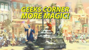 GEEKS CORNER - More Magic!
