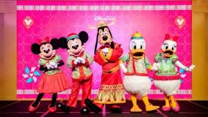 Hong Kong Disneyland Year of the Mouse