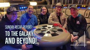 To The Galaxy... And Beyond! - Sunday Recap Report