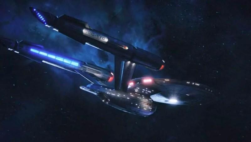 USS Enterprise - Star Trek: Discovery
