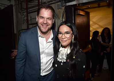 HOLLYWOOD, CALIFORNIA - FEBRUARY 18: (L-R) Kyle Bornheimer and Ali Wong attend the world premiere of Disney and Pixar's ONWARD at the El Capitan Theatre on February 18, 2020 in Hollywood, California. (Photo by Alberto E. Rodriguez/Getty Images for Disney)