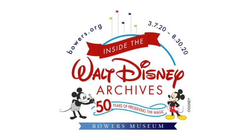 Walt Disney Archives 50 Years of Preserving the Magic