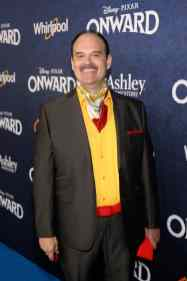 HOLLYWOOD, CALIFORNIA - FEBRUARY 18: Mel Rodriguez attends the world premiere of Disney and Pixar's ONWARD at the El Capitan Theatre on February 18, 2020 in Hollywood, California. (Photo by Jesse Grant/Getty Images for Disney)