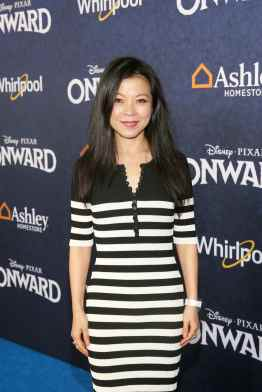 HOLLYWOOD, CALIFORNIA - FEBRUARY 18: Yvonne Hou attends the world premiere of Disney and Pixar's ONWARD at the El Capitan Theatre on February 18, 2020 in Hollywood, California. (Photo by Jesse Grant/Getty Images for Disney)