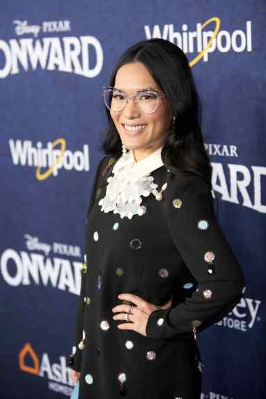 HOLLYWOOD, CALIFORNIA - FEBRUARY 18: Ali Wong attends the world premiere of Disney and Pixar's ONWARD at the El Capitan Theatre on February 18, 2020 in Hollywood, California. (Photo by Jesse Grant/Getty Images for Disney)