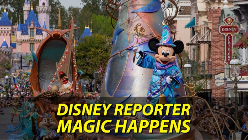 Magic Happens - DISNEY Reporter