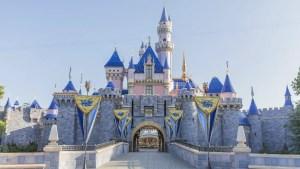 Disneyland tickets