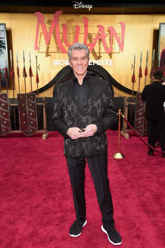 HOLLYWOOD, CALIFORNIA - MARCH 09: Michael Buffer attends the World Premiere of Disney's 'MULAN' at the Dolby Theatre on March 09, 2020 in Hollywood, California. (Photo by Alberto E. Rodriguez/Getty Images for Disney)