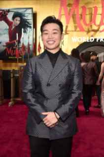 HOLLYWOOD, CALIFORNIA - MARCH 09: Jun Yu attends the World Premiere of Disney's 'MULAN' at the Dolby Theatre on March 09, 2020 in Hollywood, California. (Photo by Alberto E. Rodriguez/Getty Images for Disney)