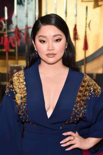 HOLLYWOOD, CALIFORNIA - MARCH 09: Lana Condor attends the World Premiere of Disney's 'MULAN' at the Dolby Theatre on March 09, 2020 in Hollywood, California. (Photo by Alberto E. Rodriguez/Getty Images for Disney)