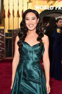 HOLLYWOOD, CALIFORNIA - MARCH 09: Xana Tang attends the World Premiere of Disney's 'MULAN' at the Dolby Theatre on March 09, 2020 in Hollywood, California. (Photo by Alberto E. Rodriguez/Getty Images for Disney)